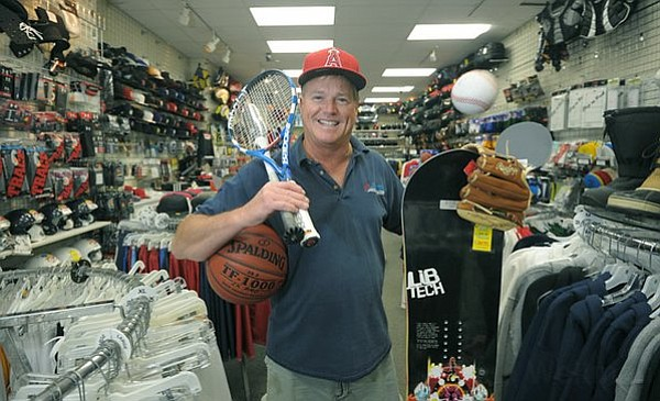 Bob Lovelace of Goleta Sports April 26, 2011