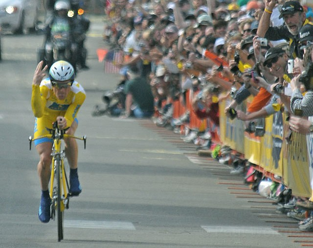 Levi Leipheimer returns to Solvang for the Amgen Tour of California this Friday, May 20, for a shot at win number four.
