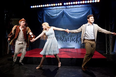 <em>The Fantasticks</em>