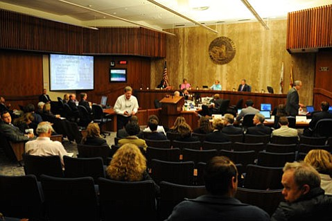 County Budget Hearings