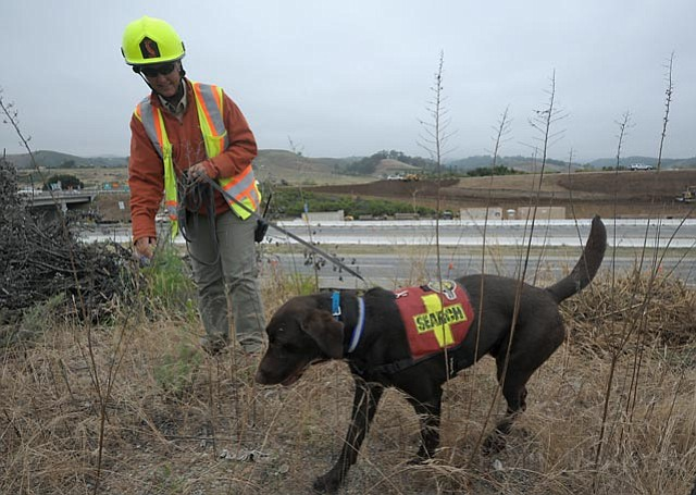Efforts to locate Ramona Price's remains halted until Chief Sanchez and Caltrans can coordinate further.