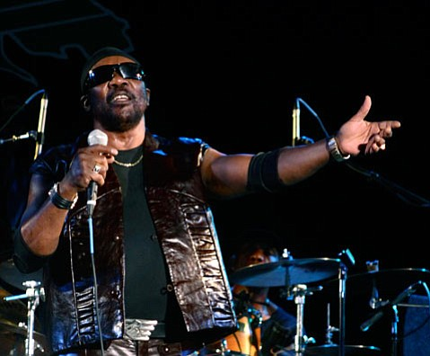 Toots and the Maytals gave the Live Oak Festival a strong dose of Jamaican vibes on Friday, June 17.