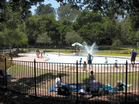 Oak Park Wading Pool