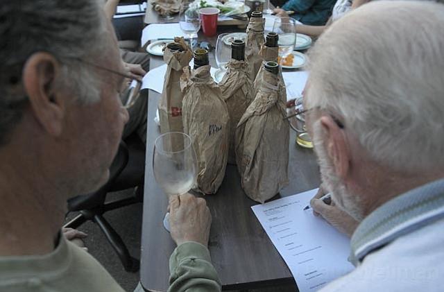 Indy wine tasting