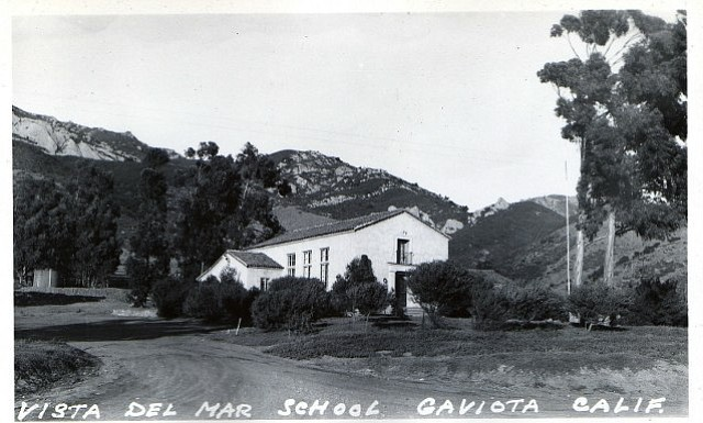 Vista Del Mar Union School (year unknown)