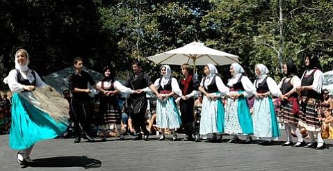 The 38th Annual Santa Barbara Greek Festival returns to Oak Park next week.