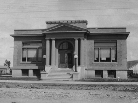 Lompoc's Carnegie Library