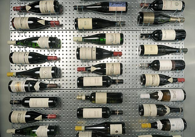 <strong>EURO ZONE:</strong>  La Tour imports Old World wines into the winery-soaked Funk Zone.