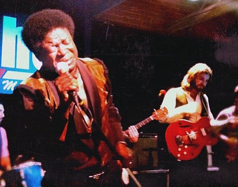 Charles Bradley at SOhO