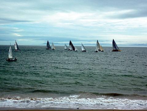 Seventh annual Santa Barbara Yacht Club regatta takes place Sunday, September 11.