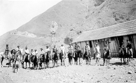 Scorpion Ranch, circa 1900