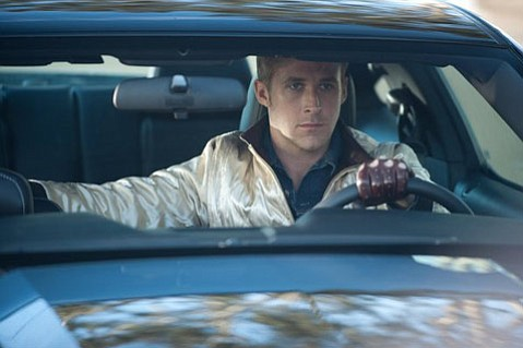 A driver for hire (Ryan Gosling) gets a contract put on his head after a botched heist in <em>Drive</em>.