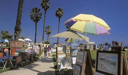 Santa Barbara Arts and Crafts Show