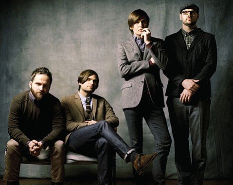 Death Cab for Cutie heads to the Santa Barbara Bowl in support of the group's latest, seventh studio album, <em>Codes and Keys</em>.