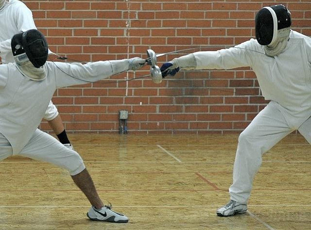 Presidio Fencing Club