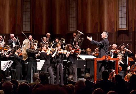 Santa Barbara Symphony at the Granada.