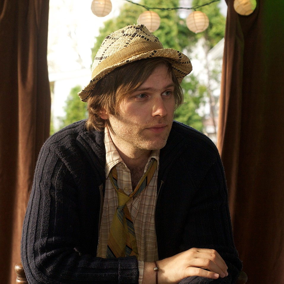 Fruit Bats' Eric Johnson