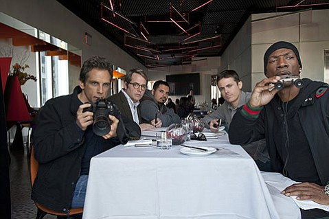Even this mega-watt cast can't save <em>Tower Heist</em> from its dumbed-down plot and contrived conclusion.