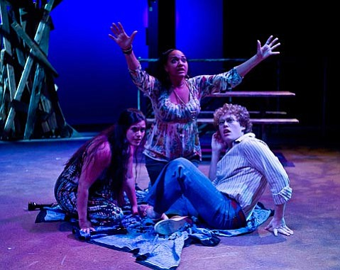 This UCSB production of Caryl Churchill's <em>Cloud Nine</em> pushes the boundaries in several ways.