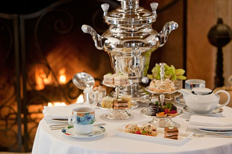 Bacara's Tea & Trunk Show boasts gourmet tea tastings, food pairings, and fashion this Thursday.