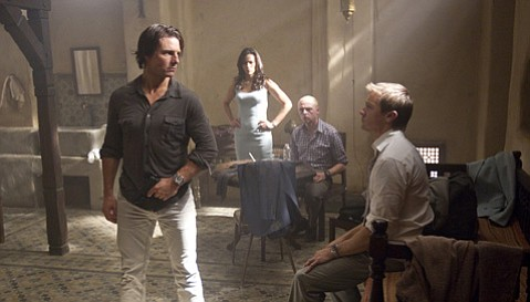 <em>Mission Impossible 4: Ghost Protocol</em>