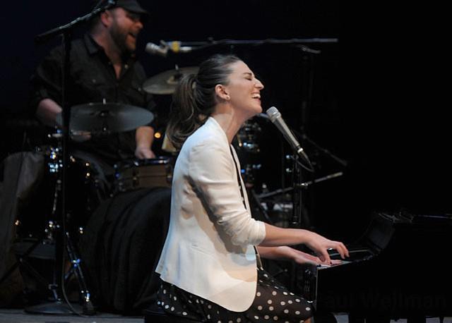 Sara Bareilles at the Granada Theatre
