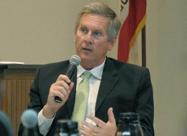 Santa Barbara School District Superintendent Dr. David Cash