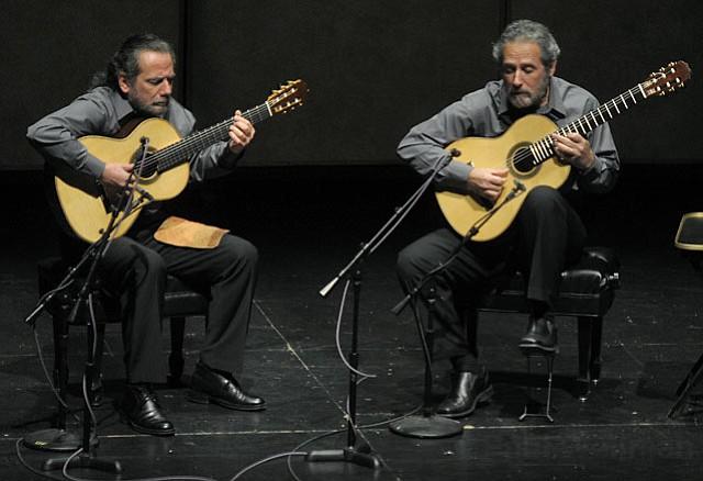 Assad Brothers at the Lobero Theatre