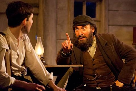 National Theatre's <em>Travelling Light</em> Screens Live