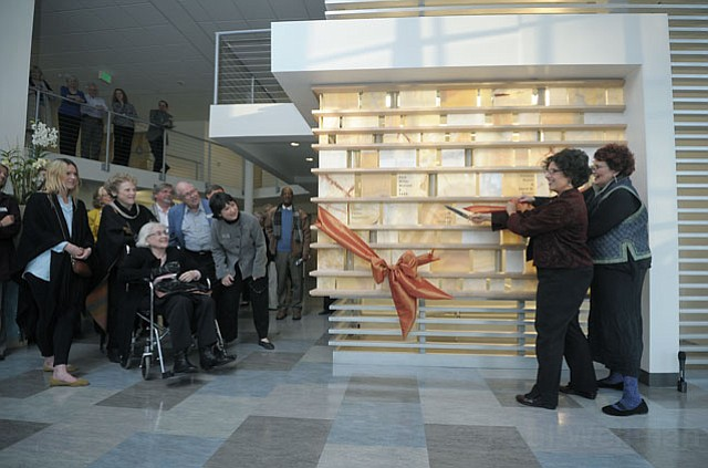 Antioch University Grand Opening March 15, 2012