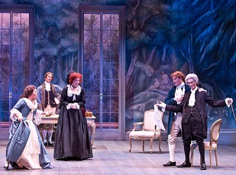 <em>The Marriage of Figaro</em> at the Granada Theatre