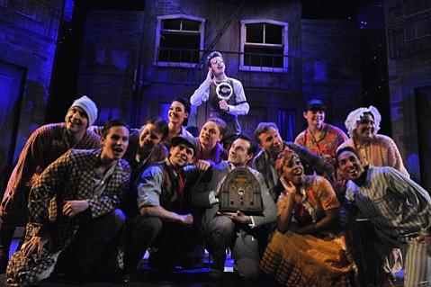 <em>Hello! My Baby</em> at Rubicon Theatre