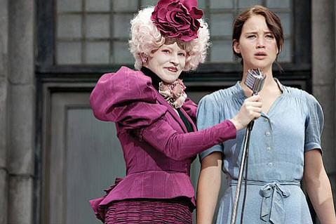 <em>The Hunger Games</em>