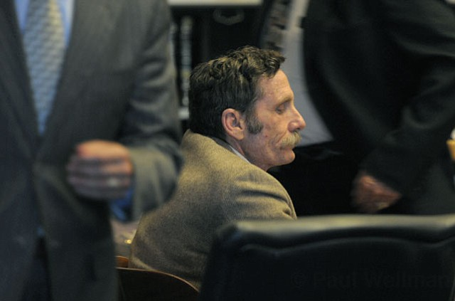 Jack Mills is convicted of seven charges against him, including attempted murder and robbery