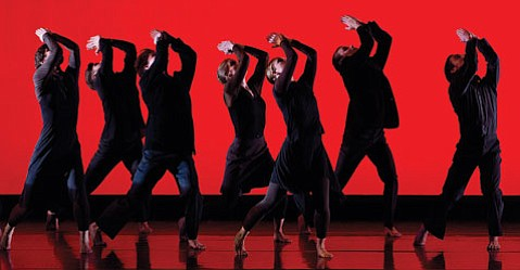 Mark Morris Dance Group at the Granada Theatre