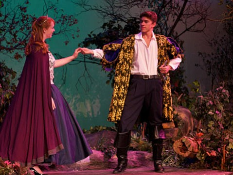 <em>Into the Woods</em>