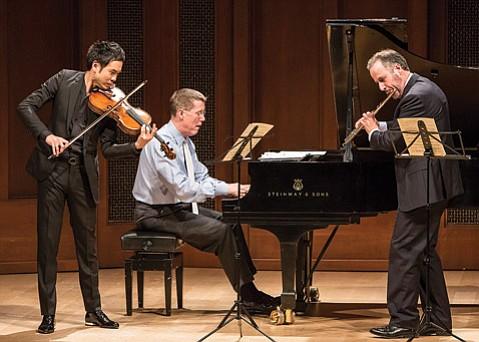 Richard Yongjae O'Neill, Warren Jones & Adrian Spence