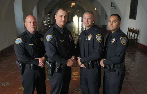 Police Detectives Honored With Valor Award