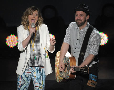 Sugarland at the Santa Barbara Bowl