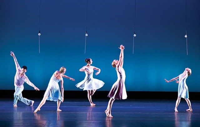 <em>Summer Dances</em> showcases UCSB's dance undergrads this August.