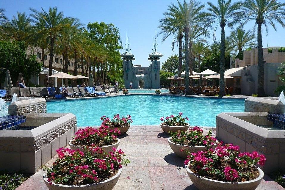 Pool at Arizona Biltmore