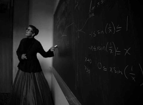 "Barbara Parmet, ""Mathematician"""