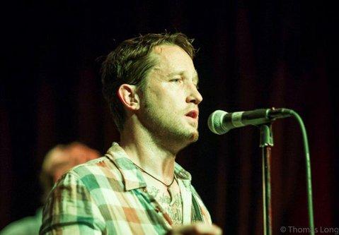 Chris Shiflett & the Dead Peasants at Velvet Jones