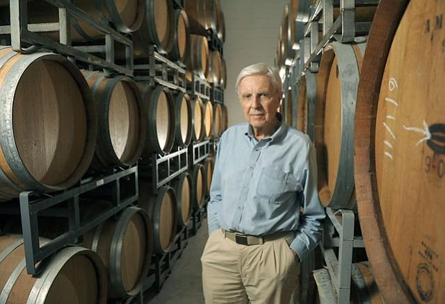 Pierre Lafond of Santa Barbara Winery