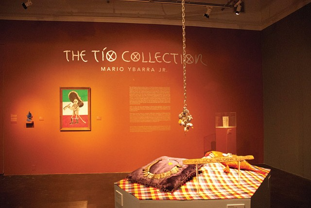 <em>Mario Ybarra Jr.: The Tío Collection</em> at the Santa Barbara Contemporary Arts Forum