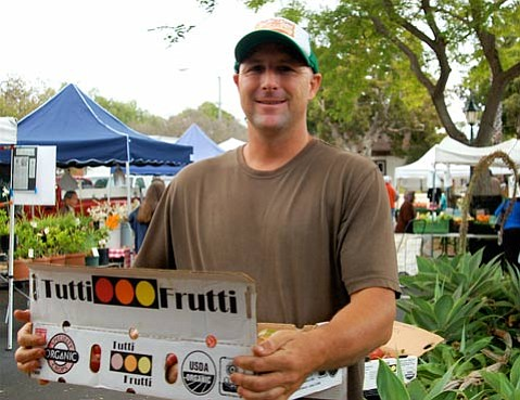 Mark Maashoff of Tutti Frutti Farms