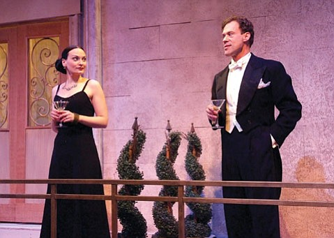 Rubicon Theatre in Ventura is presenting one of Noël Coward's most perfectly constructed comedies, <em>Private Lives</em>.