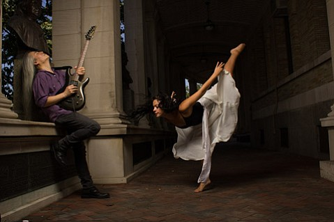 More than 20 dance companies will storm the streets of downtown Santa Barbara on Saturday, October 6.
