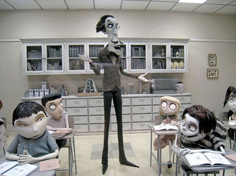 After a slew of disappointing remakes, Tim Burton digs up one of his own early-career classics and reanimates it to great effect in the black-and-white, stop-motion charmer <i>Frankenweenie</i>.