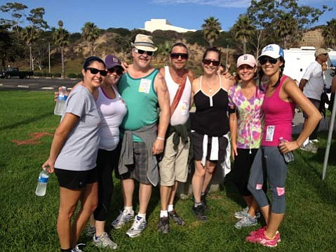 Brandi Rivera, Cassi Lindberg, Robby Robbins, Bryan O'Quinn, Megan Packard Hillegas, Nicole Wichowski, and Marianne Kuga